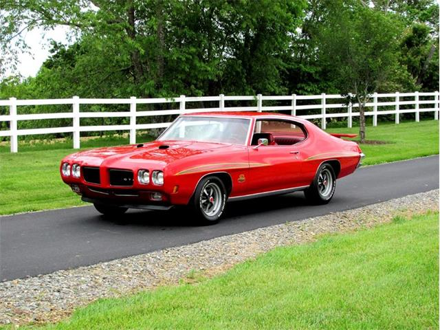 1970 Pontiac GTO (The Judge) | 906962