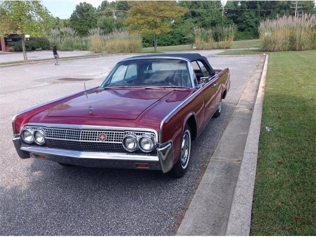 1963 Lincoln Continental | 906965