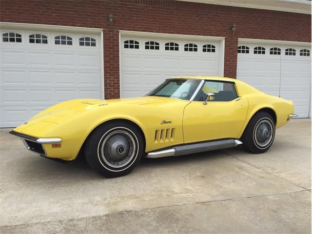1969 Chevrolet Corvette | 906973