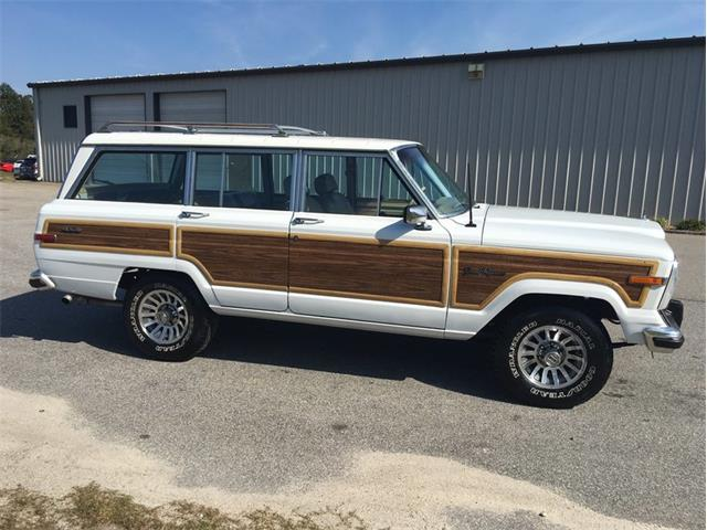 1989 Jeep Wagoneer | 906975