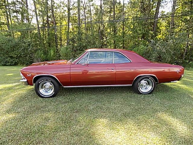 1966 Chevrolet Chevelle Malibu | 906976
