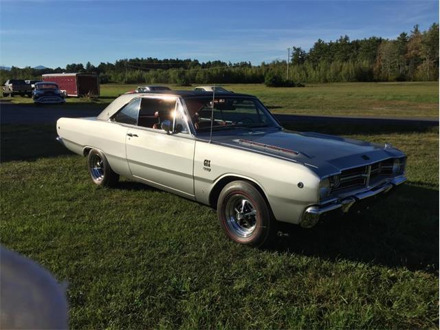 1968 Dodge Dart GTS | 906981