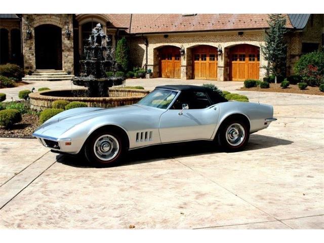 1968 Chevrolet Corvette | 906983