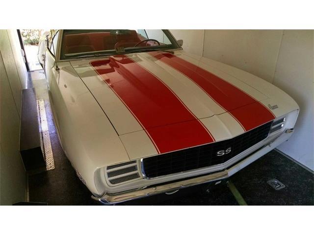 1969 Chevrolet Camaro | 906984
