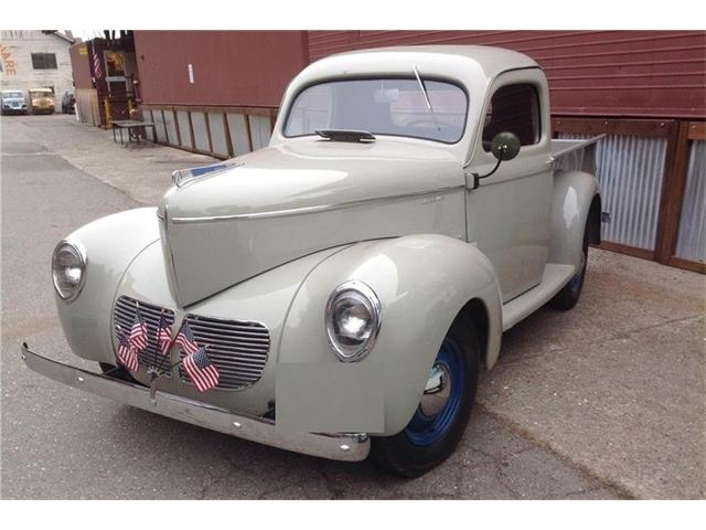 1940 Willys Pickup | 906994