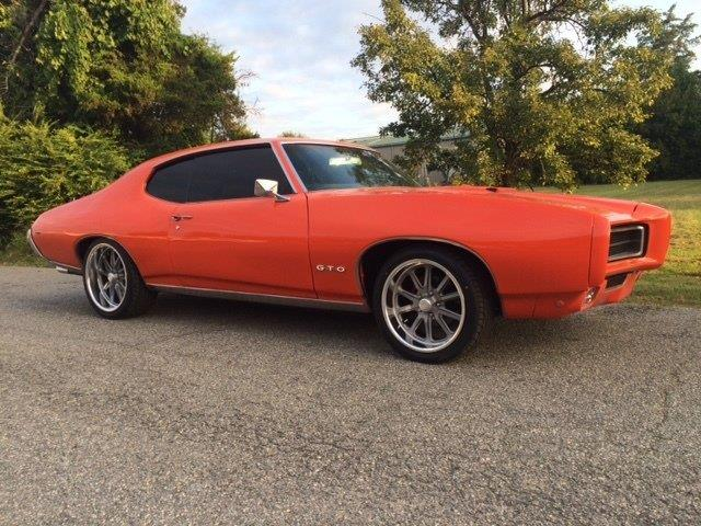 1969 Pontiac GTO | 906995