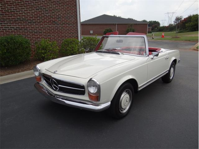 1968 Mercedes-Benz 280SL | 907003