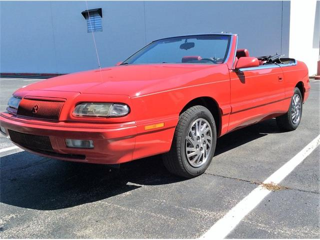 1995 Chrysler LeBaron | 907007