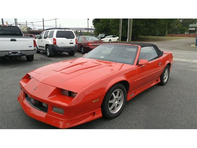1992 Chevrolet Camaro 25th Anniversary Edition | 907021