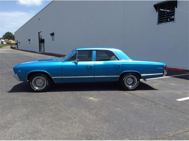 1967 Chevrolet Chevelle SS | 907023
