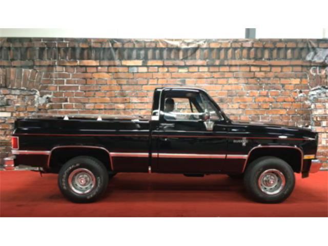 1986 Chevrolet C/K 1500 | 907026