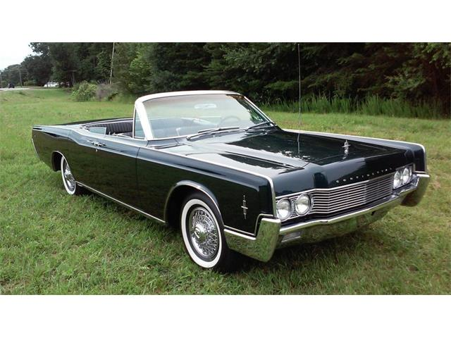 1966 Lincoln Continental | 907037