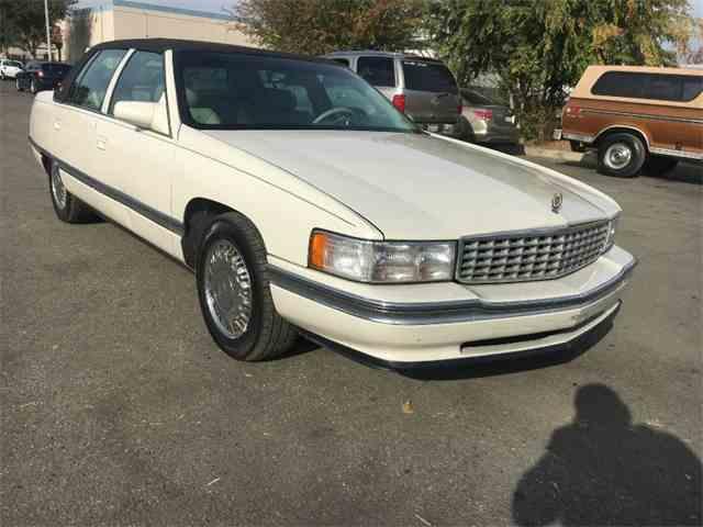 1996 Cadillac DeVille | 900704