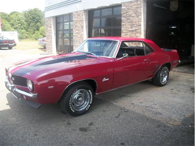 1969 Chevrolet Camaro | 907043