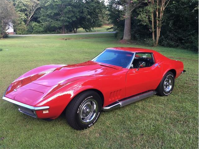 1968 Chevrolet Corvette | 907045