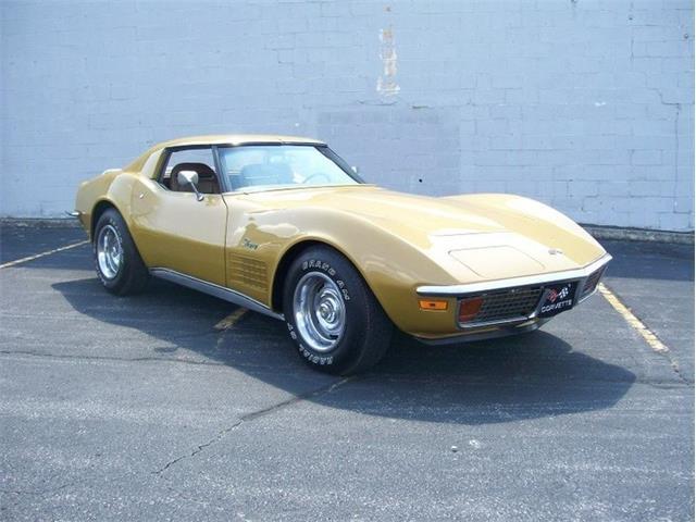 1972 Chevrolet Corvette | 907047