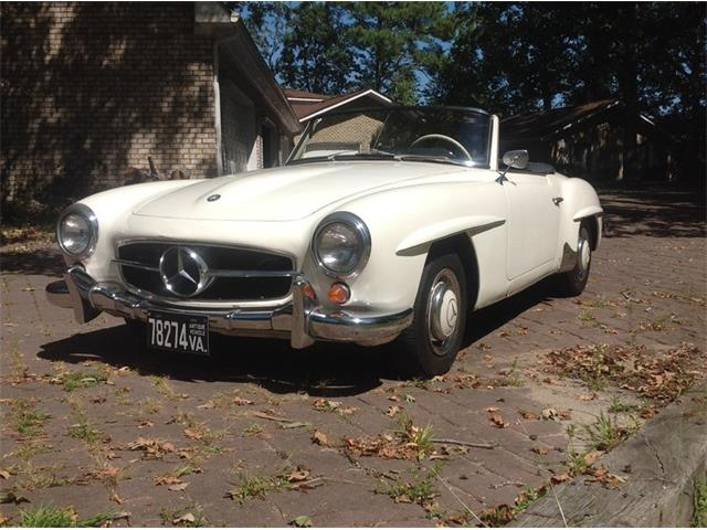 1957 Mercedes-Benz 190SL | 907048