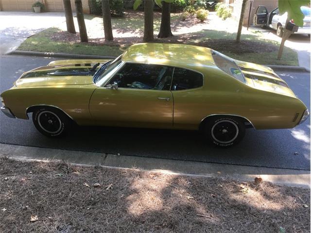 1971 Chevrolet Chevelle | 907054