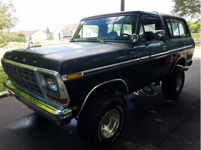 1978 Ford Bronco | 907058