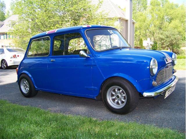 1962 Austin Mini Cooper | 907061
