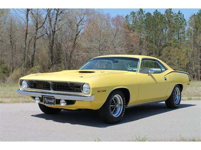 1970 Plymouth Barracuda | 907073