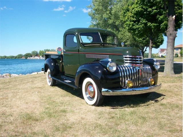 1945 Chevrolet Pickup | 907082