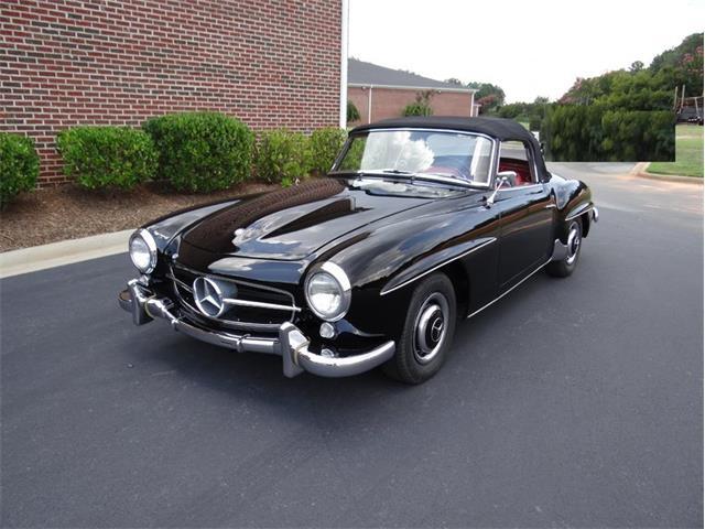 1958 Mercedes-Benz 190SL | 907083