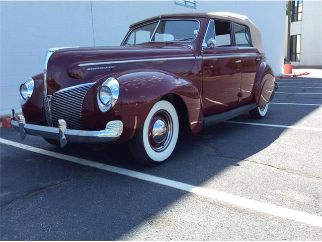 1940 Mercury Eight | 907090