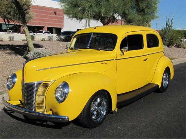 1940 Ford Deluxe | 900071
