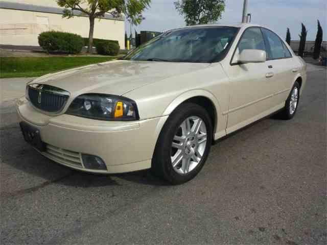 2003 Lincoln LS   900710