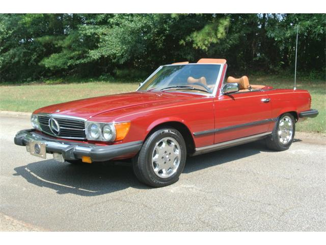 1978 Mercedes-Benz 450SL | 907100