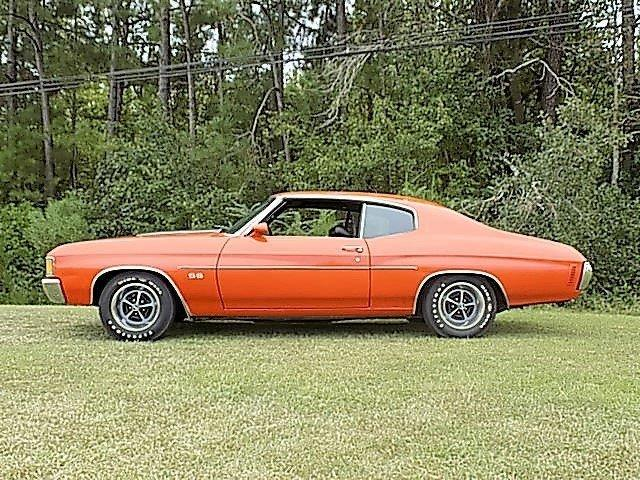 1972 Chevrolet Chevelle | 907106