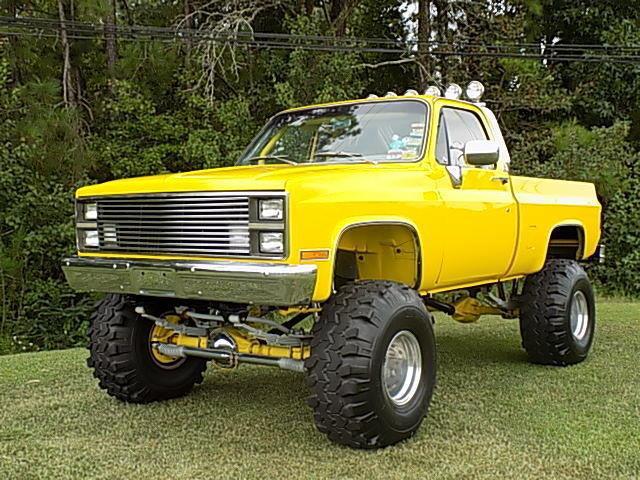 1980 Chevrolet K-1500 | 907107