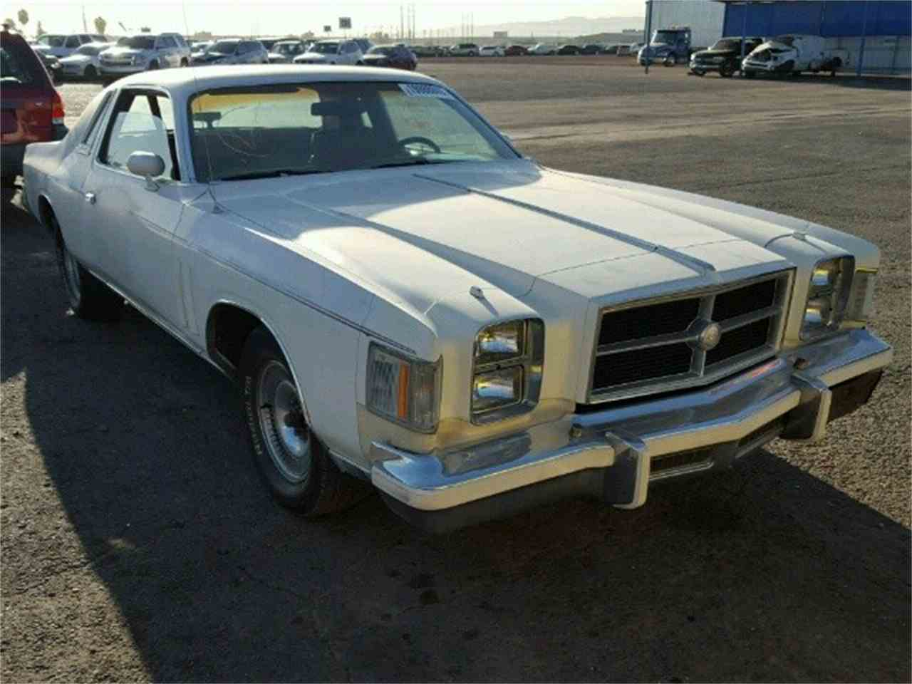 Large Picture of '79 Chrysler 300 located in California - $2,999.00 Offered by WDC Global Exports - JAZR