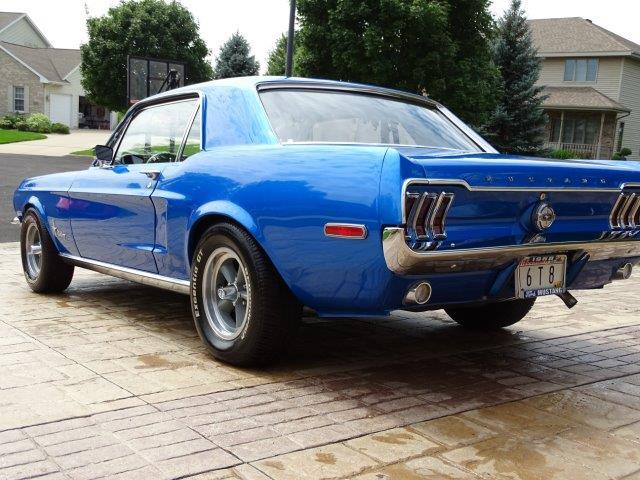 1968 Ford Mustang | 907111