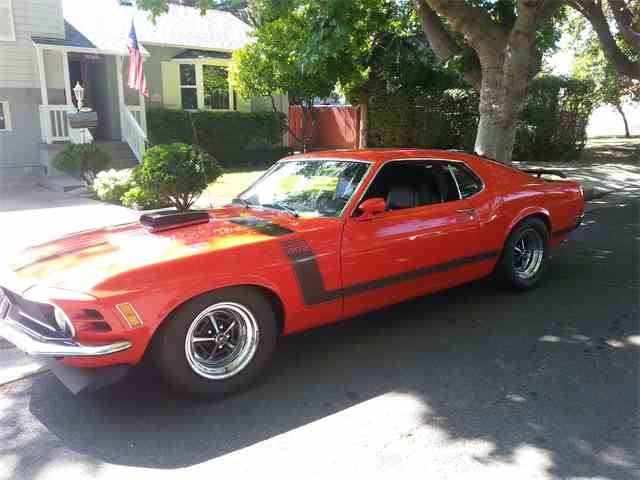 1970 Ford Mustang Boss 302 | 907120