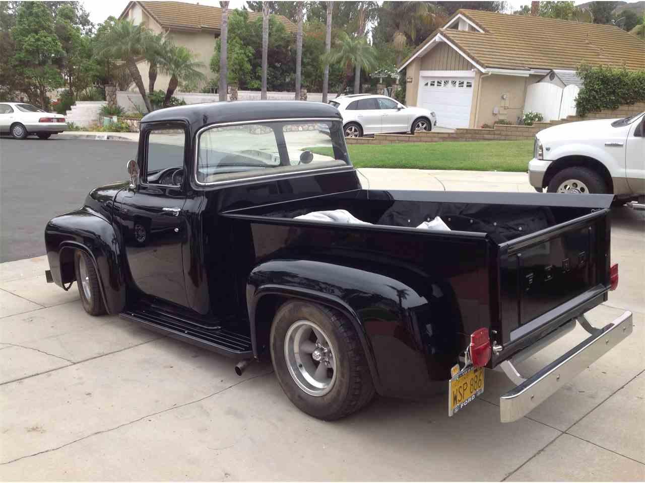 1956 ford f100 for sale cc 907137. Black Bedroom Furniture Sets. Home Design Ideas