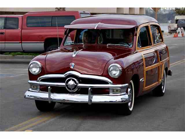 1950 Ford Woody Wagon | 907139