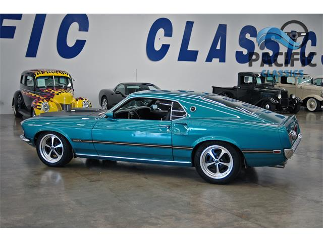 1969 Ford Mustang Mach 1 | 907140