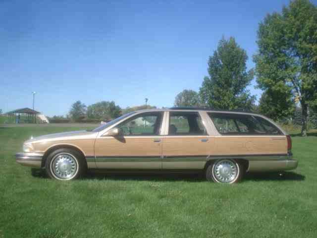 1996 Buick Roadmaster | 907141