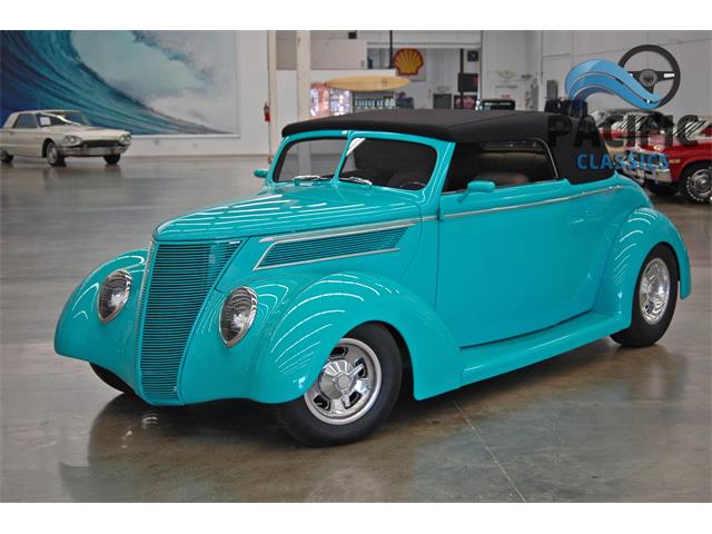 1937 Ford Cabriolet | 907146