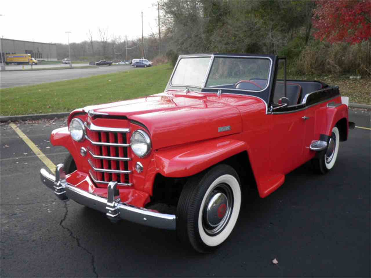 1950 Willys Jeepster for Sale - CC-907152