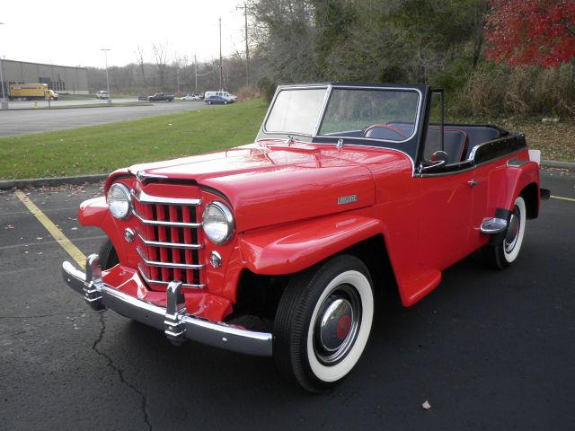 1950 Willys Jeepster | 907152