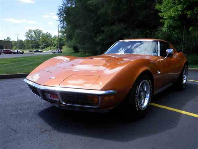 1972 Chevrolet Corvette | 907157