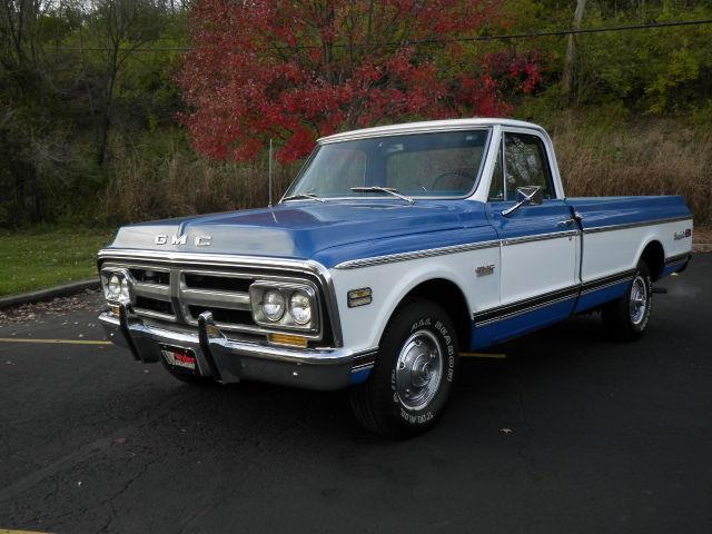 1972 GMC 1500 | 907159
