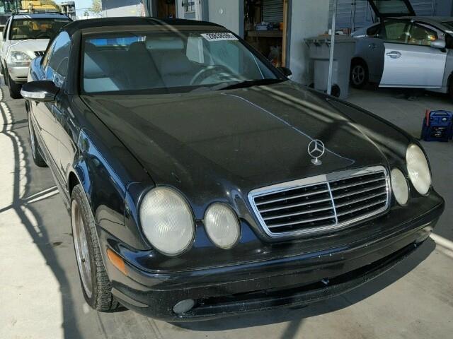 2001 Mercedes-Benz CLK-Class | 900716