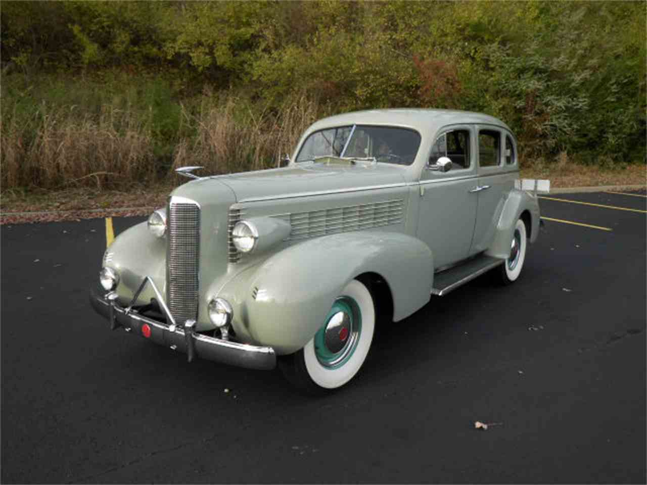 1937 LaSalle Series 50 Touring for Sale - CC-907161