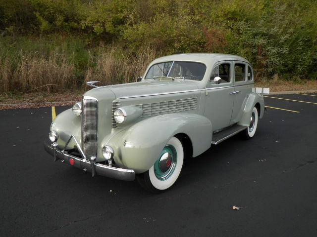 1937 LaSalle Series 50 Touring | 907161