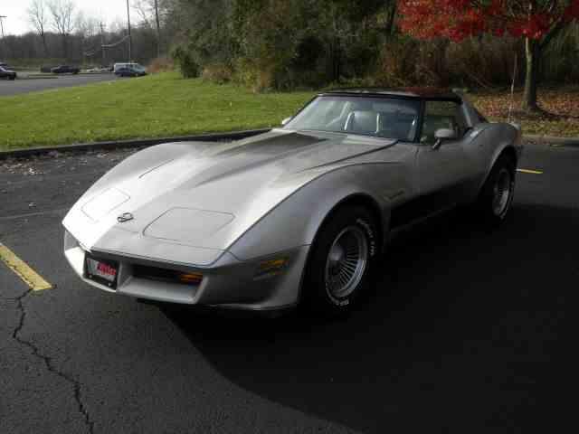 1982 Chevrolet Corvette | 907163