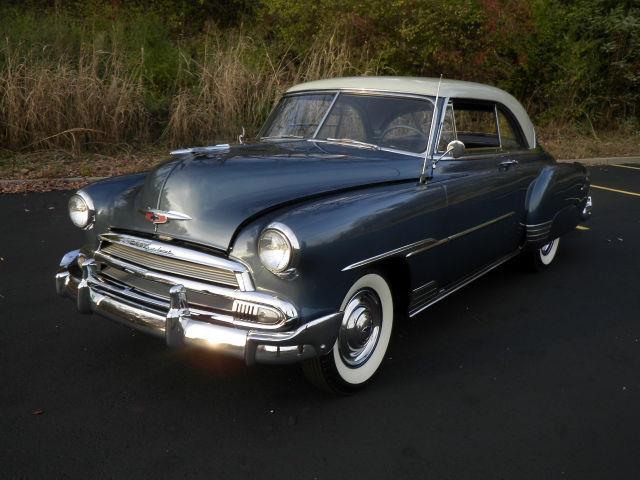 1951 Chevrolet DeLuxe Bel Air Styleline | 907166